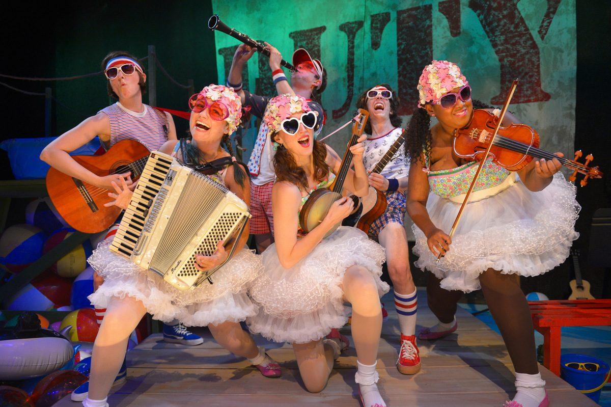 Pirates Of Penzance Pasadena Playhouse
