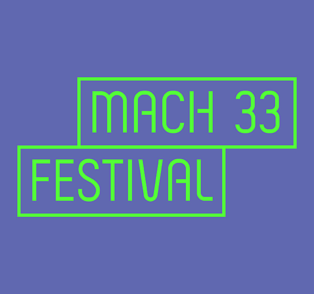 Mach 33: The Festival of New Science-Driven Plays