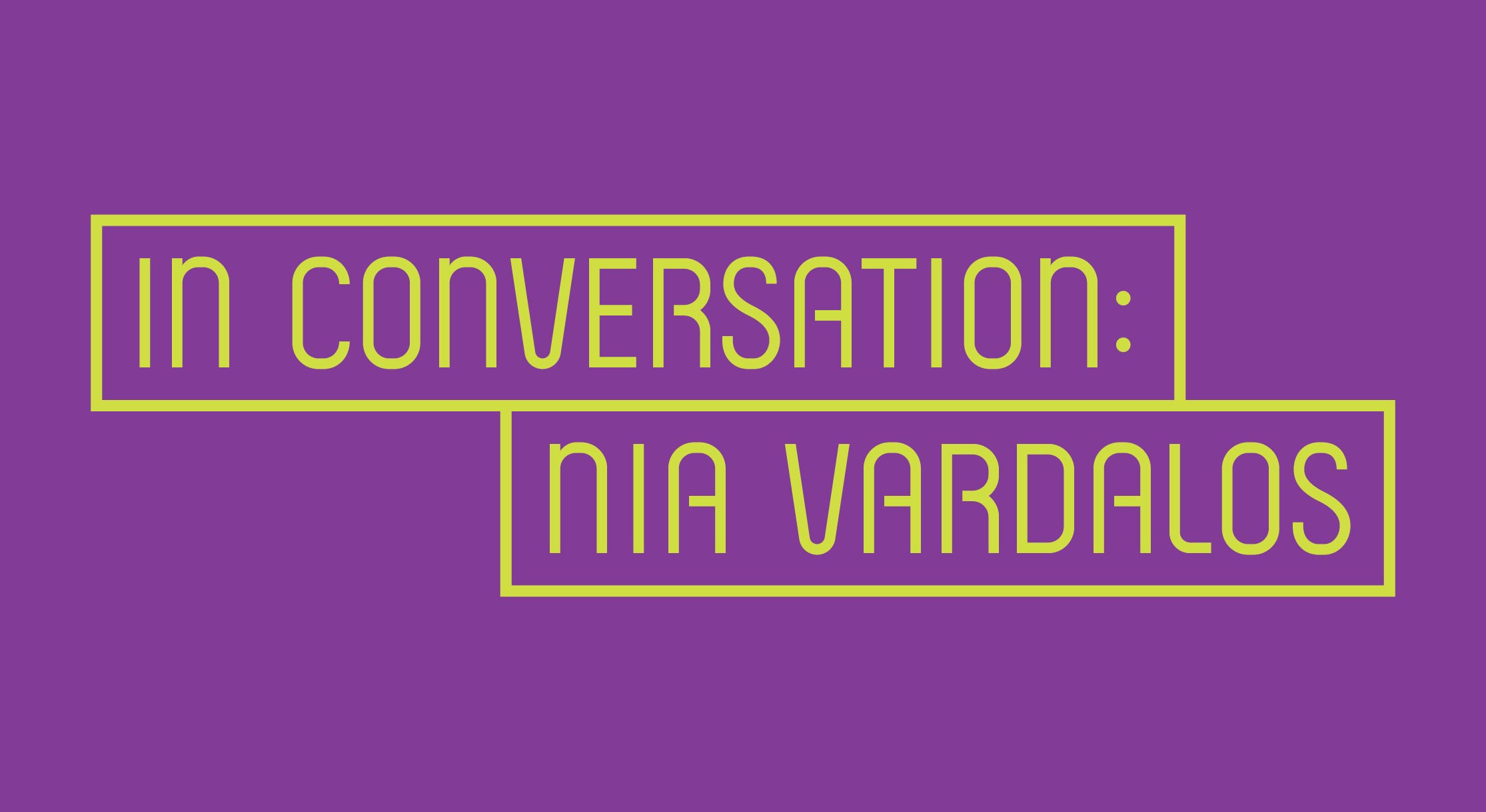 In Conversation: Nia Vardalos