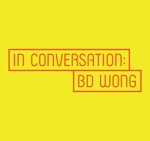 In Conversation: BD Wong