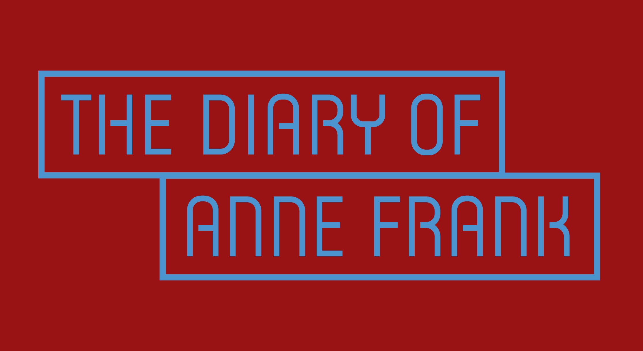 Holocaust Remembrance Reading: The Diary of Anne Frank
