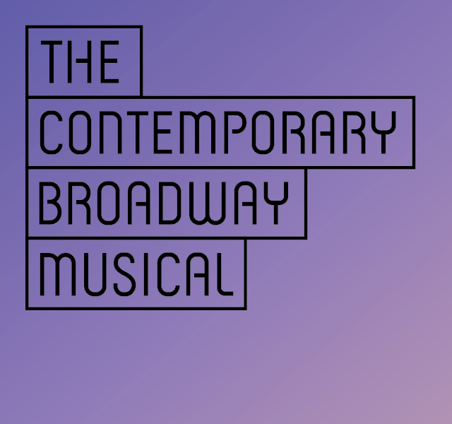 The Contemporary Broadway Musical